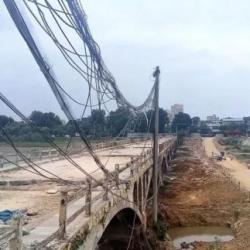 千岛湖配水工程进水口围堰爆破拆除
