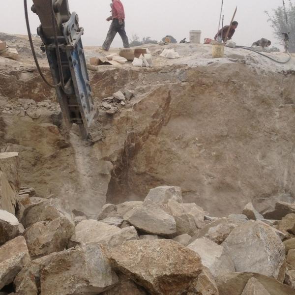 岩石爆破5